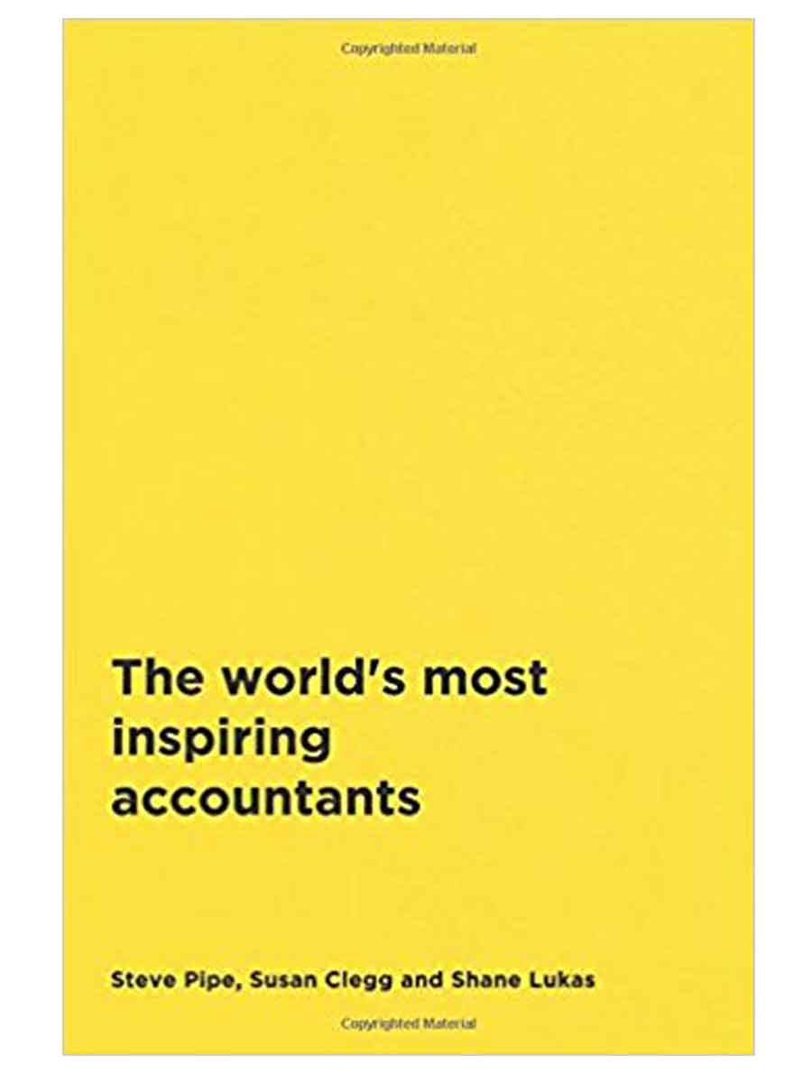 The World's Most Inspiring Accountants book