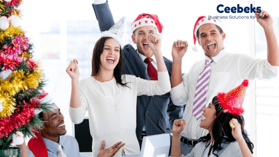 How to claim the 2019 Staff Christmas Party and Staff Gifts