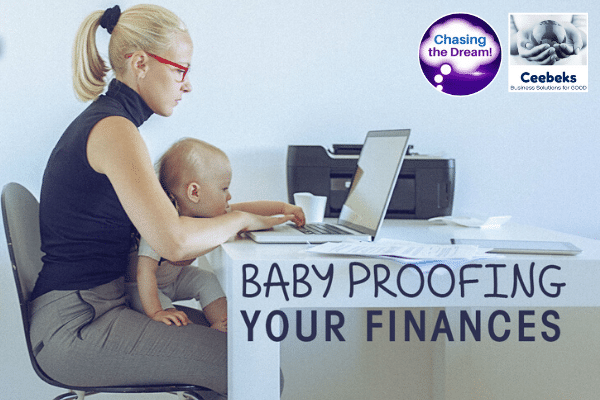 baby proofing finances
