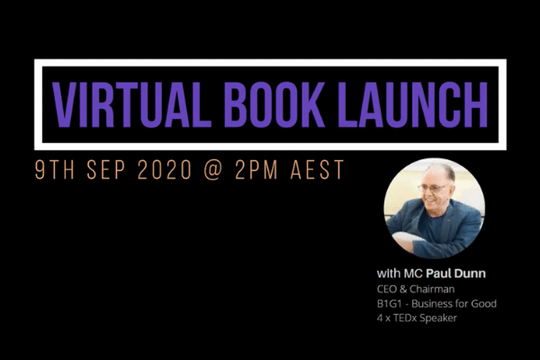 Chasing the Dream! Virtual Book Launch