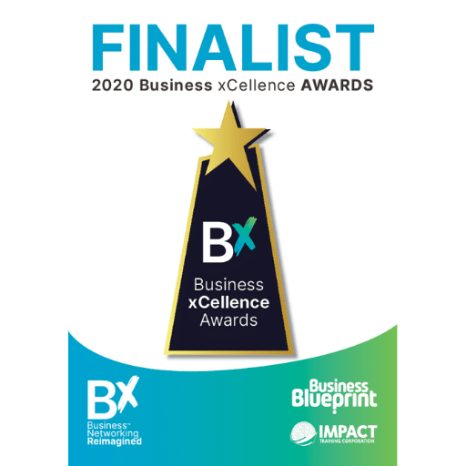 Finalist 2020 Business xCellence Awards