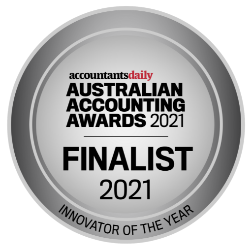 Accountants Daily Australian Accounting Words 2021 - Innovator of the Year