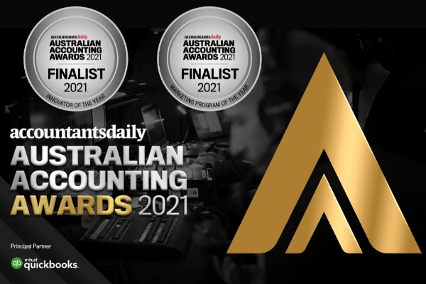 Australian Accounting Awards - Ceebeks Business Solutions for GOOD